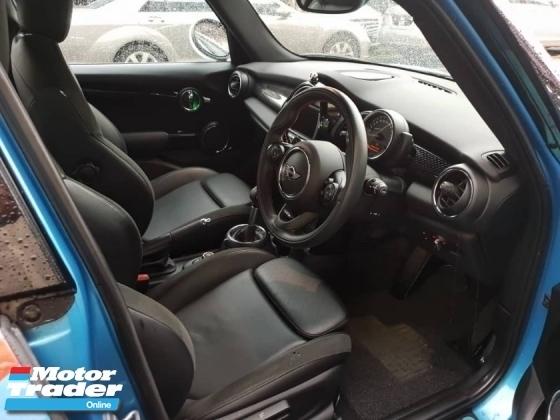 2015 MINI Cooper S 2.0 (CBU Import Baru)