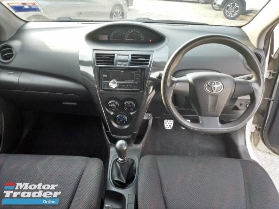 2013 TOYOTA VIOS 1.5J (MT) VVT-i Facelift TRD SPORTIVO BODYKITS