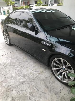 2007 BMW M5 E60 5.0 READY STOCK