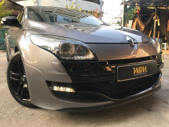 2013 RENAULT MEGANE 2.0 MANUAL LOW MILAGE 45K FULL SEVICE RECORD LIKE NEW