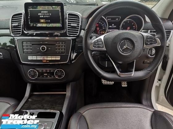 2016 MERCEDES-BENZ GLE 2016 Mercedes-Benz GLE350D 3.0 AMG COUPE UNREG