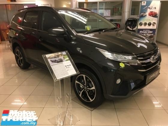 2019 PERODUA ARUZ 1.5 AUTO ADVANCE FAST CAR RAYA SALES PROMOTION