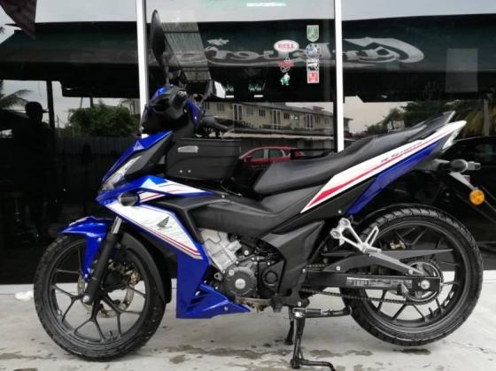 2018 Honda  FS150FJ  149 engine