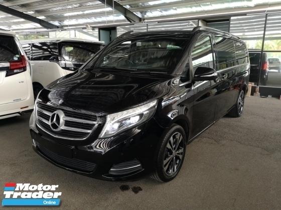 2015 MERCEDES-BENZ V-CLASS Mercedes V250