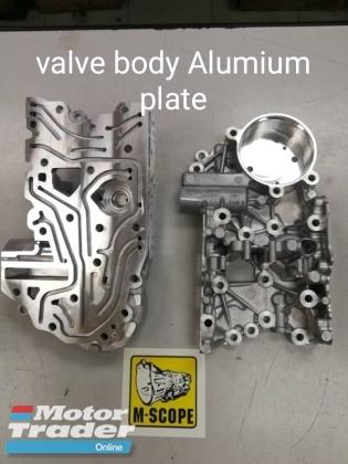 AUDI VOLKSWAGEN VALVE BODY ALLUMINIUM AUTOMATIC TRANSMISSION GEARBOX PROBLEM