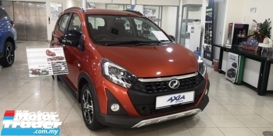2019 PERODUA AXIA 1.0 Style - Oct Promo - Stock limited
