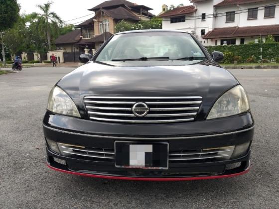2006 NISSAN SENTRA 1.8- auto-limited