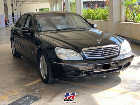 1999 MERCEDES-BENZ SL-CLASS S600L V12 Like New!