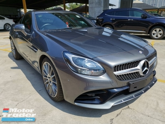 2017 MERCEDES-BENZ SLK SLC 300 AMG Unregister 1 YEAR WARRANTY