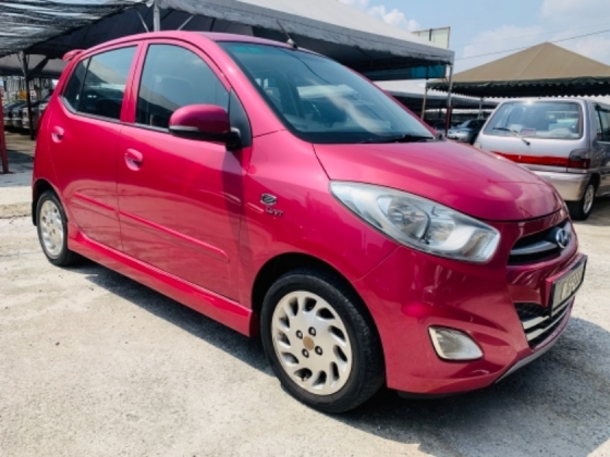 2013 HYUNDAI I10 KAPPA HIGH SPEK FACELIFT