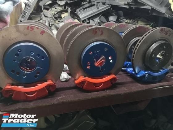 Perodua Myvi modified brake set  Performance Part > Brake System