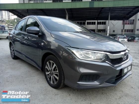 2017 HONDA CITY 1.5S (A) I -Vtec Facelift  Low Mileage Full Service by Honda Nice Registration Number