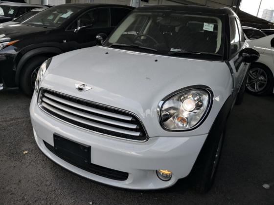 2014 MINI Cooper CROSSOVER 1.6 JAPAN UNREG