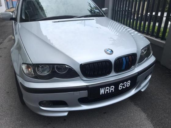 2008 BMW 3 SERIES 318I E46 M sports