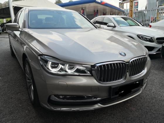 2016 BMW 7 SERIES 730Li LOW MILEAGE FULL SERVICE RECORD UNDER WARRANTY