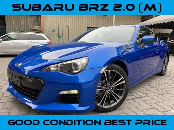 2014 SUBARU BRZ 2.0
