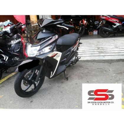 Yamaha ego Solaliz (mileage 4971km) Other Accesories