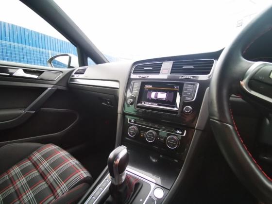 2014 VOLKSWAGEN GOLF GTI MK7 - UNREG - JAPAN SPEC