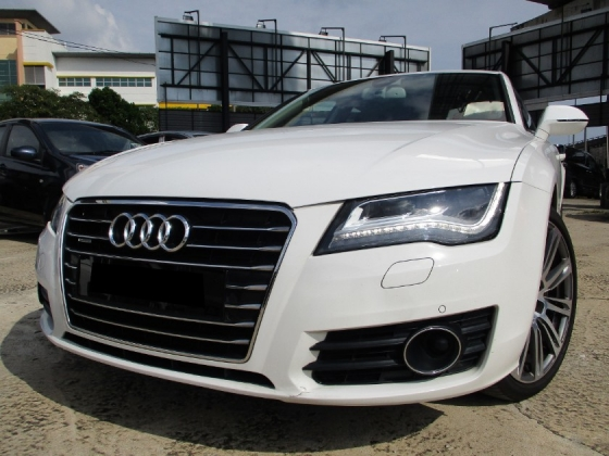 2011 AUDI A7 3.0 TFSI Quattro HighSpec Free1YearWarranty