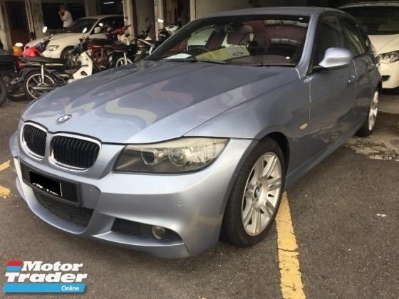 2009 BMW 3 SERIES 320I M-Sport Facelift Actual Year Make 2009