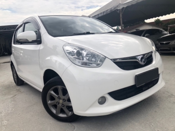 2013 PERODUA MYVI 1.3 SXI (M) LG BEST LIMITED MODEL