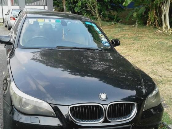 2005 BMW 5 SERIES 523I