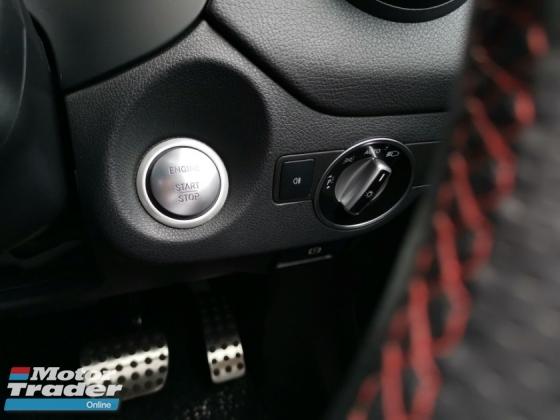 2016 MERCEDES-BENZ CLA 250 AMG BLACK KEYLESS UNREG