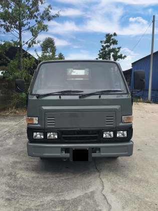 1997 DAIHATSU V57RHS 1 TON LORRY --THE HOTTEST COLOUR- NARDO GREY-- UNIQUE PAINT & ONE CAREFUL OWNER & TIP TOP CONDITION
