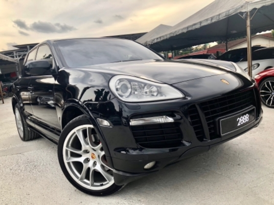 2010 PORSCHE CAYENNE 4.8 V8 GTS (A) FACELIFT  FREE COATING 3 LAYOUR