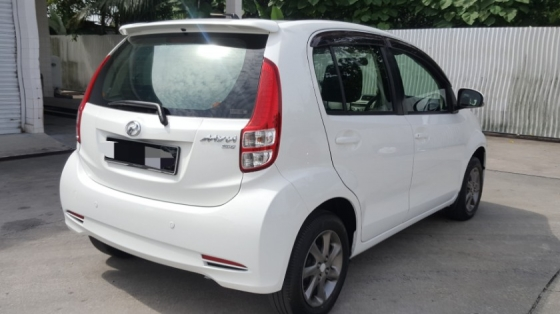 2012 PERODUA MYVI 1.3 SXI (M) Ori 62k Km Mileage Confirm Accident Free Confirm No Repair Need Worth Buy