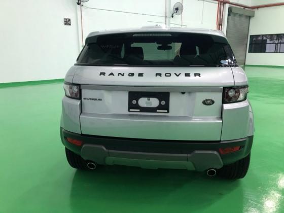 2014 LAND ROVER RANGE ROVER EVOQUE 2.0 (A)