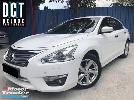 2016 NISSAN TEANA 250XV PREMIUM SELECTION LEATHER LUXURY ONE OWNER LOW MILEAGE TIPTOP CONDITION LIKE NEW CAR SHOWROOM