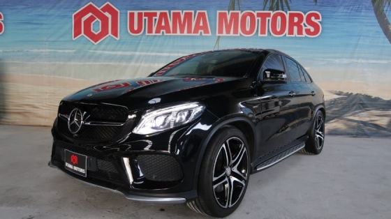 2015 MERCEDES-BENZ GLE 450 AMG PREMIUM COUPE PANORAMIC ROOF MID YEAR SALE