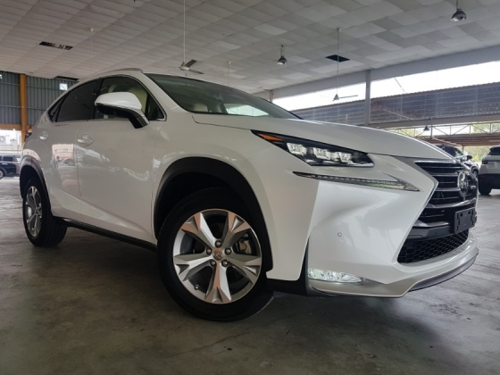 2015 LEXUS NX 200T 2.0L TURBO 2015 (UNREG) FULL SPEC MARK LEVISON