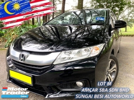 2015 HONDA CITY 1.5V I-VTEC (A) HIGH SPEC 1 LADY OWNER LOW MILEAGE