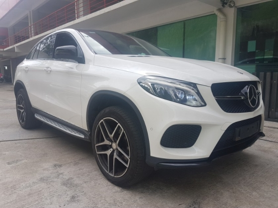2016 MERCEDES-BENZ GLE 350 AMG 3.0 DIESEL BI TURBO 2016 (UNREG) FULL SPEC