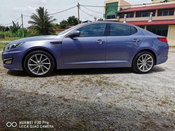 2014 KIA OPTIMA Superb top condition with low mileage. Maximum finance VERY FAST LOAN APPROVAL.