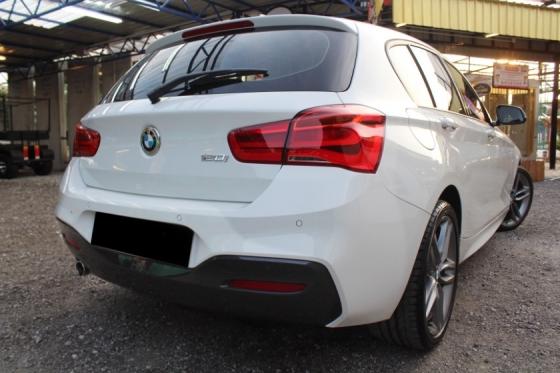 2016 BMW 1 SERIES Bmw 120I M SPORT F/LIFT 1.6 A WRRTY 2021 F/SERVICE