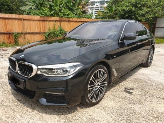 2017 BMW 5 SERIES 530I M-SPORT