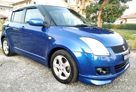 2008 SUZUKI SWIFT 1.5 PREMIER AUTO TIPTOP CONDITION / BLACKLIST CAN LOAN