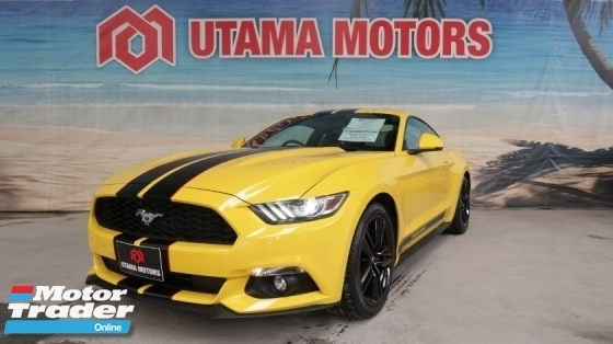 2018 FORD MUSTANG 2.3 ECOBOOST SHAKER PREMIUM SOUND SPORT MODE CONTROL MID YEAR SALE