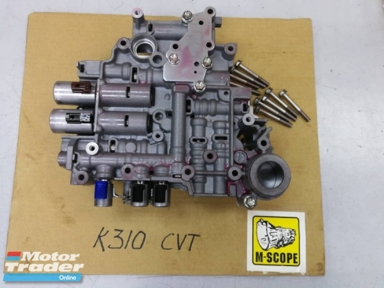 TOYOTA VIOS 2011 to 2016 VALVE BODY AUTOMATIC TRANSMISSION GEARBOX PROBLEM