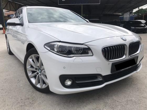 2014 BMW 5 SERIES 520I YEAR MADE 2014 CKD F10 F 10
