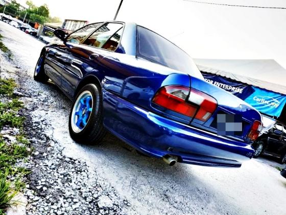 1995 PROTON WIRA 1.5 (A) Sedan TIP TOP CONDITION