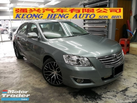 2007 TOYOTA CAMRY 2.4V TRUE YEAR MADE 2007 Low Processing Rm2xxx