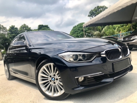 2013 BMW 3 SERIES F30 328I 2.0 (A) SPORTS EDITION FULL SVR RECORD