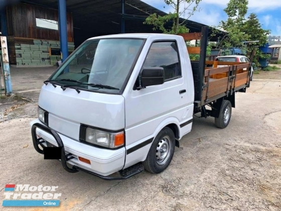 2005 NISSAN  VANETTE PGC22FU PICK UP & NEW KARGO BODY WITH NEW METAL PLATE & ONE PREVIOUS OWNER