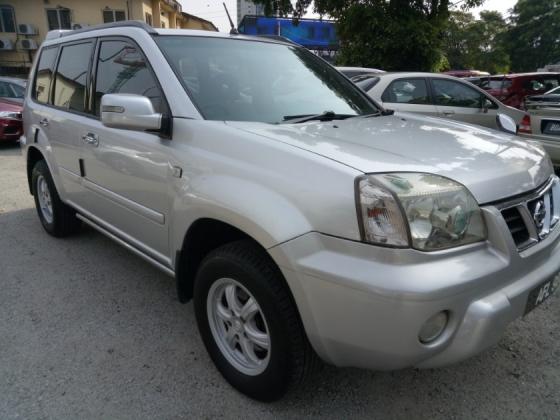 2005 NISSAN X-TRAIL 2.0L 4WD