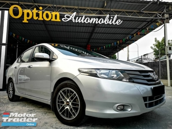 2009 HONDA CITY 1.5E (A) 1 OWNER ONLY PADDLE SHIFT / 4-DISC BRAKE