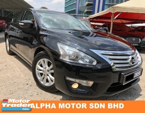 2014 NISSAN TEANA XL 2.0 (A) LEATHER KEYLESS WARRANTY 6 MONTHS